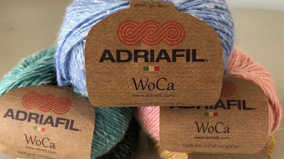 DK Wool and Yarns: Adriafil WoCa