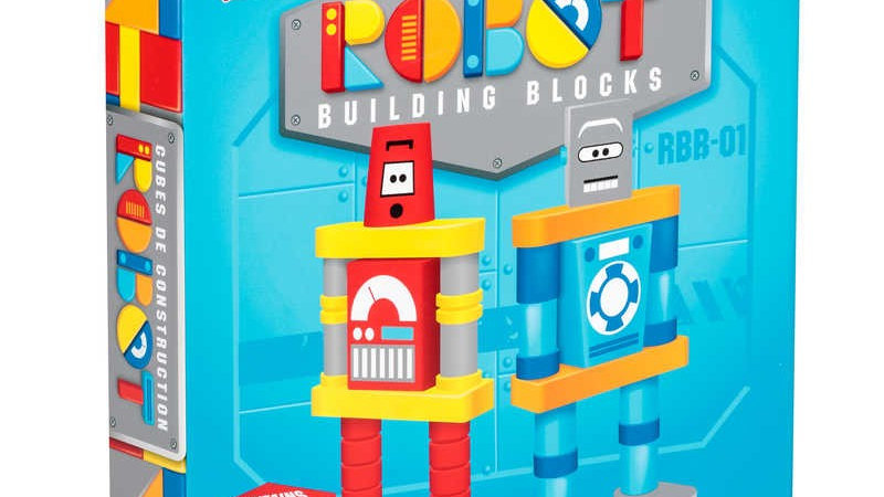 Tobat Robot Building Blocks