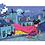 Thumbnail: Djeco Silhouette Puzzel Super Star