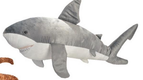 Wild Republic Jumbo Shark
