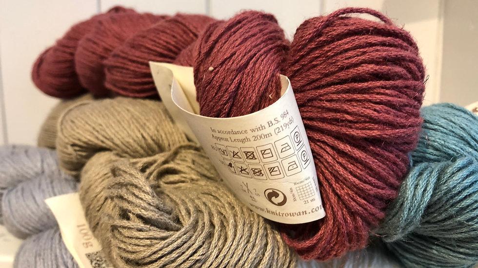 Summer: Rowan Creative Linen