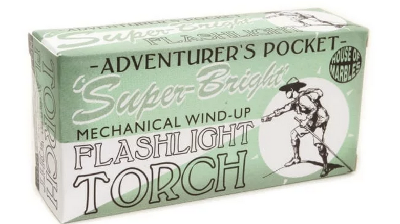Adventurer's Pocket Flashlight