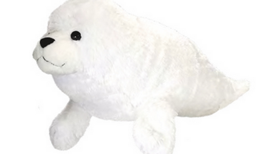 Wild Republic Jumbo Baby Seal