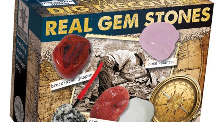 Dig for Gem Stones