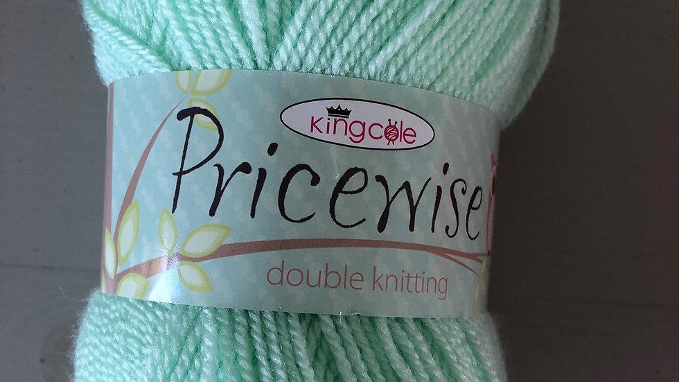 DK Wool and Yarn: King Cole Pricewise DK 100gm