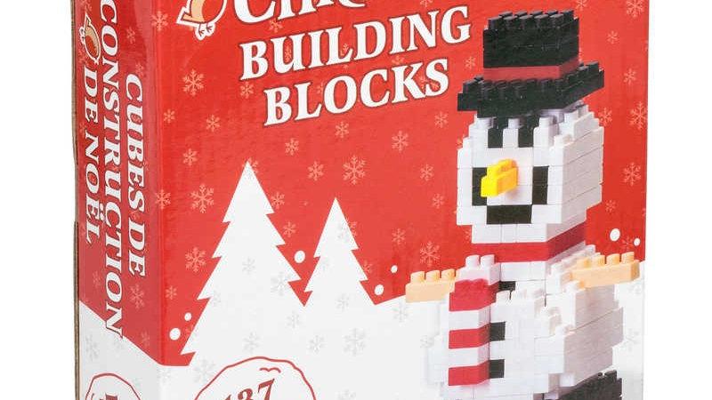 Christmas Building Blocks