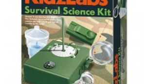 Kidzlabs Survival Science Set