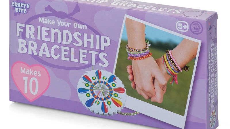 Make your own Friendship Bracelet Set
