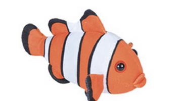 Wild Republic Clown Fish