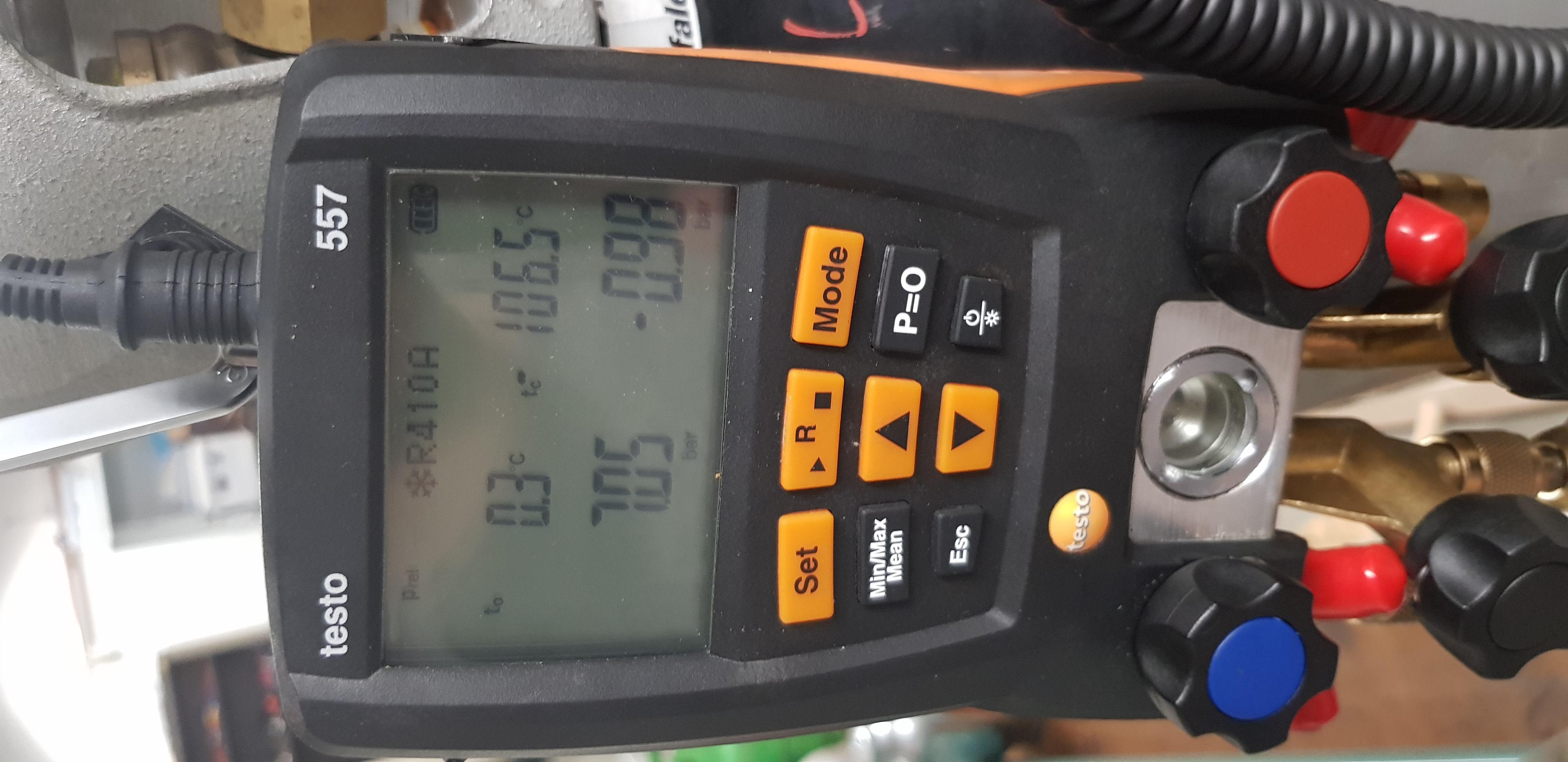 testo manometer ewd