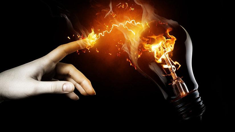 Human vs. Electricity