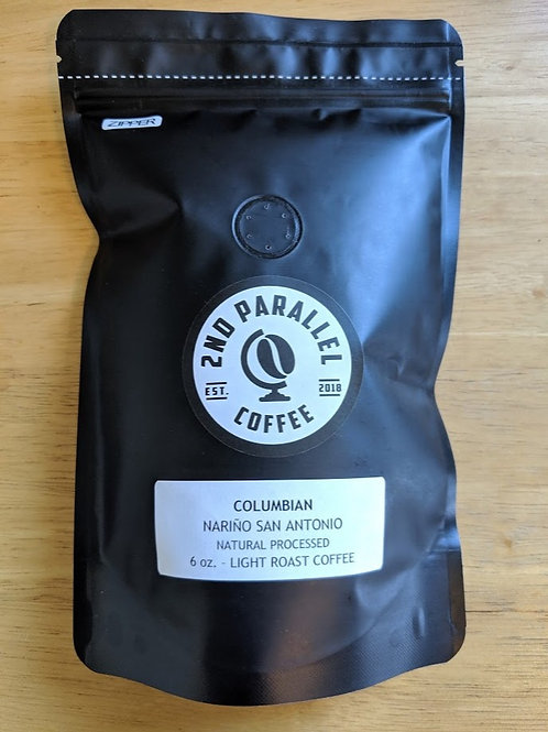 Colombia Narino - Small Lot - Natural Processed (12 Oz)