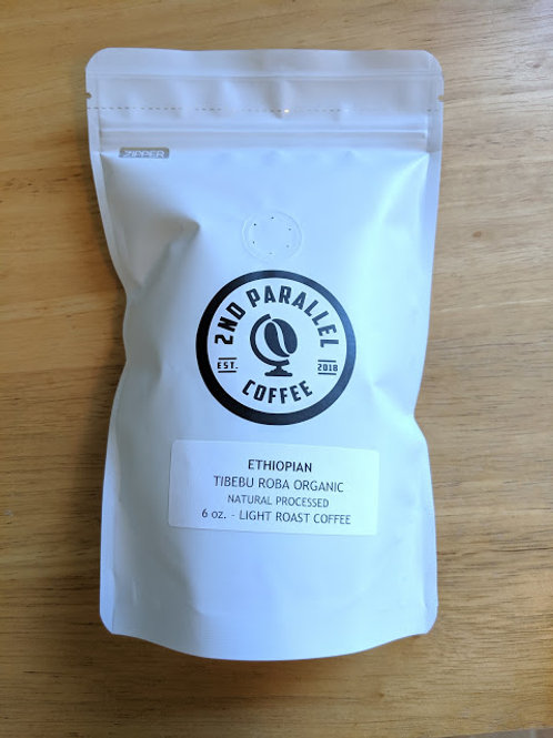 Ethiopia Gedeb - Small Lot - Natural Processed (12 Oz)