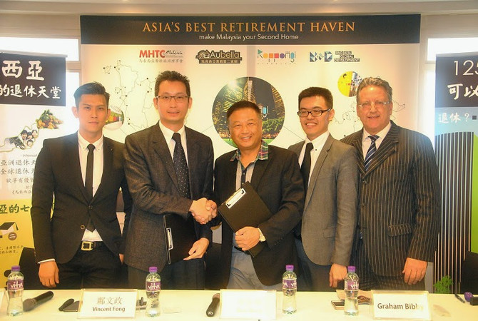 Asia's Best Retirement Haven gets even better with  a New Retirement Solution from Aubella