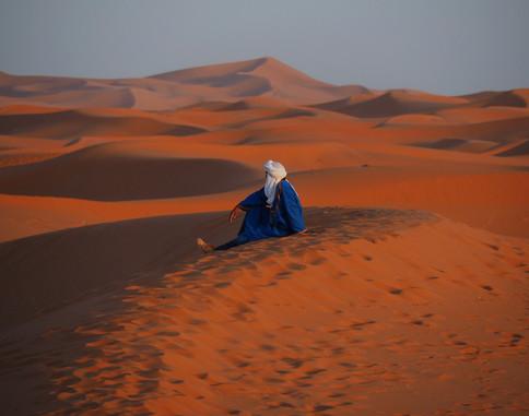 Sahara, Morocco.