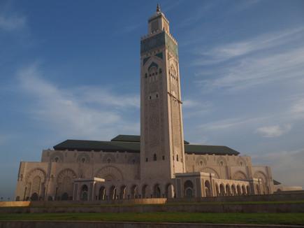 Mosque Hassan III