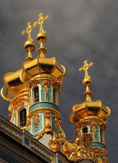 Peterhoff, St. Petersburg