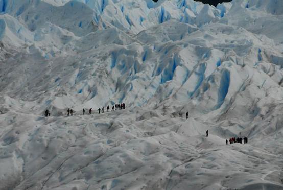 Trekking Glaciar Perito Moreno