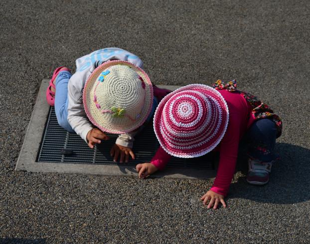 Children Playing, Tokyo