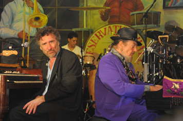 Jon Cleary and Dr John