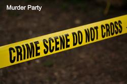 Team building murder party