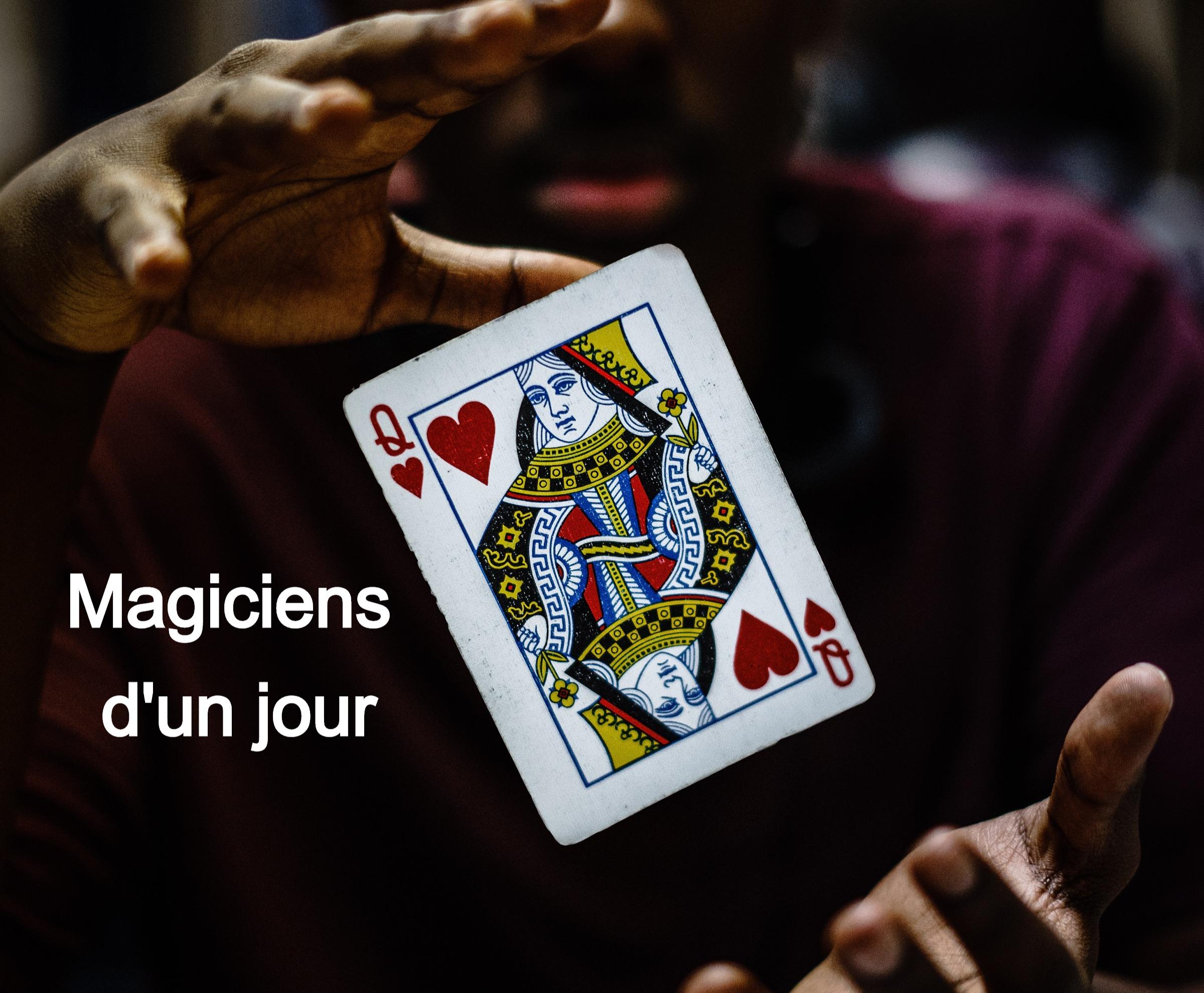 Team building magie