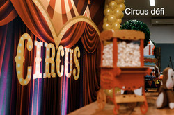 Team building jeux cirque