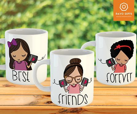 Tazas Best Friends Forever (3)
