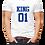 Thumbnail: Camiseta Queen & King (Par)