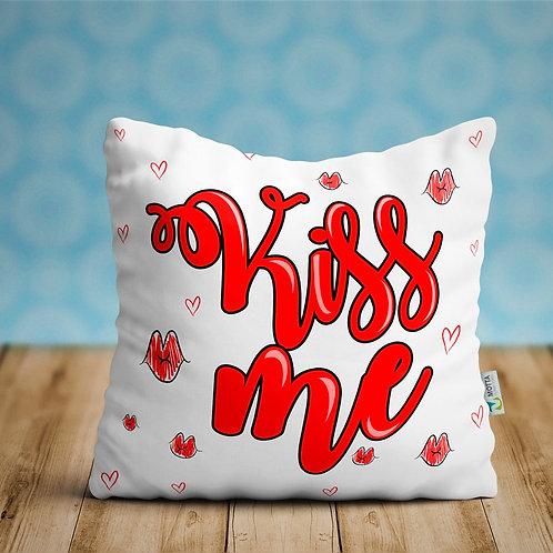 Cojin Kiss Me