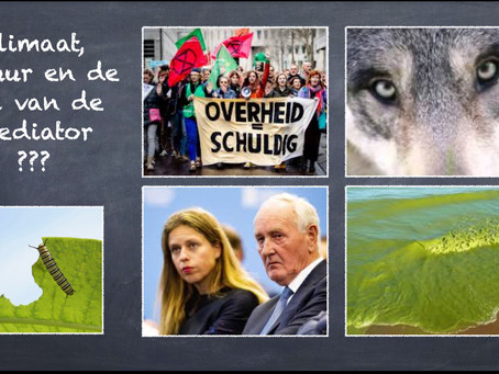 Klimaat, Natuur en de rol van de mediator? Kennisbijeenkomst SMRO 10 juni 2020