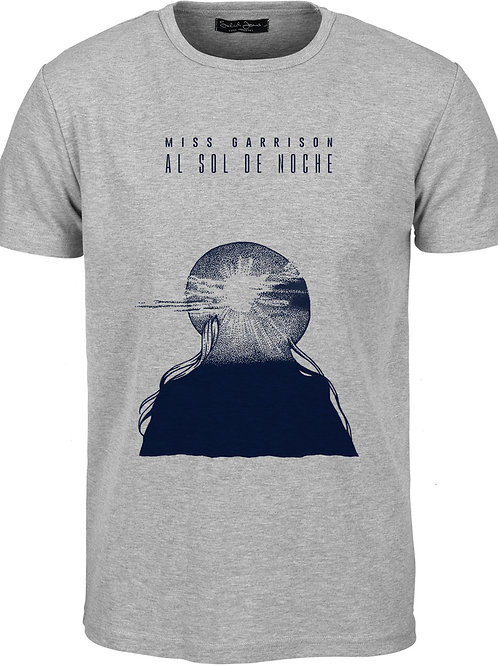 Camiseta Hombre/ Mujer gris