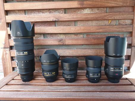 Mein Equipment