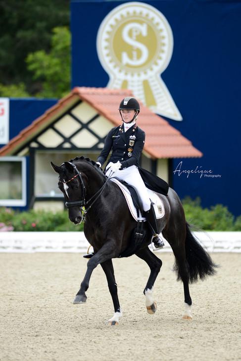 Hagen Future Champions Semmieke Rothenberger