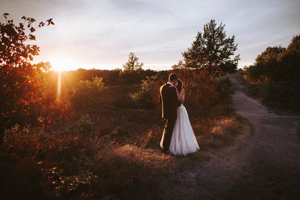 Heerlen Heide After Wedding
