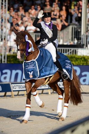 Isabell Werth Europameister 2019
