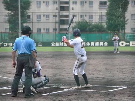 大学野球、ブロック大会決勝戦