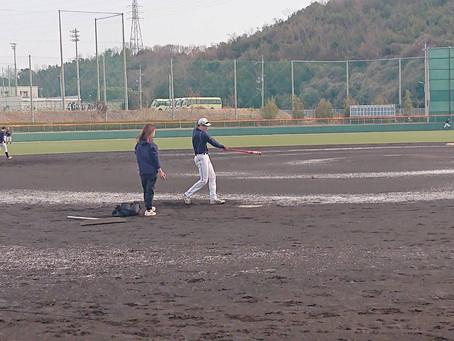 2021年、大学軟式野球始動⚾️