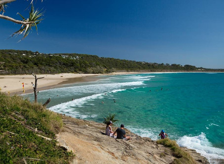 5 Must Do Campsites Within 200kms of Brisbane