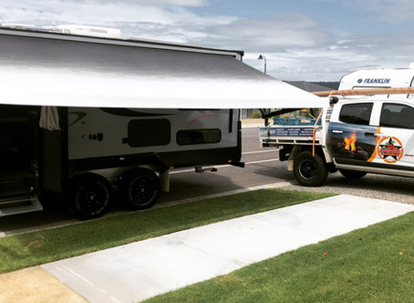 When was the last time you had your Caravan serviced?