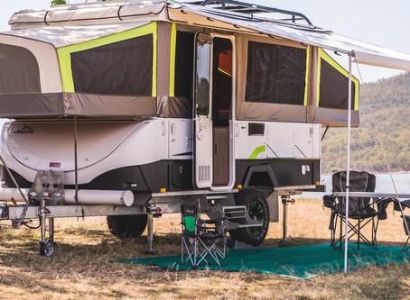 The benefits of hiring a Camper trailer in Brisbane