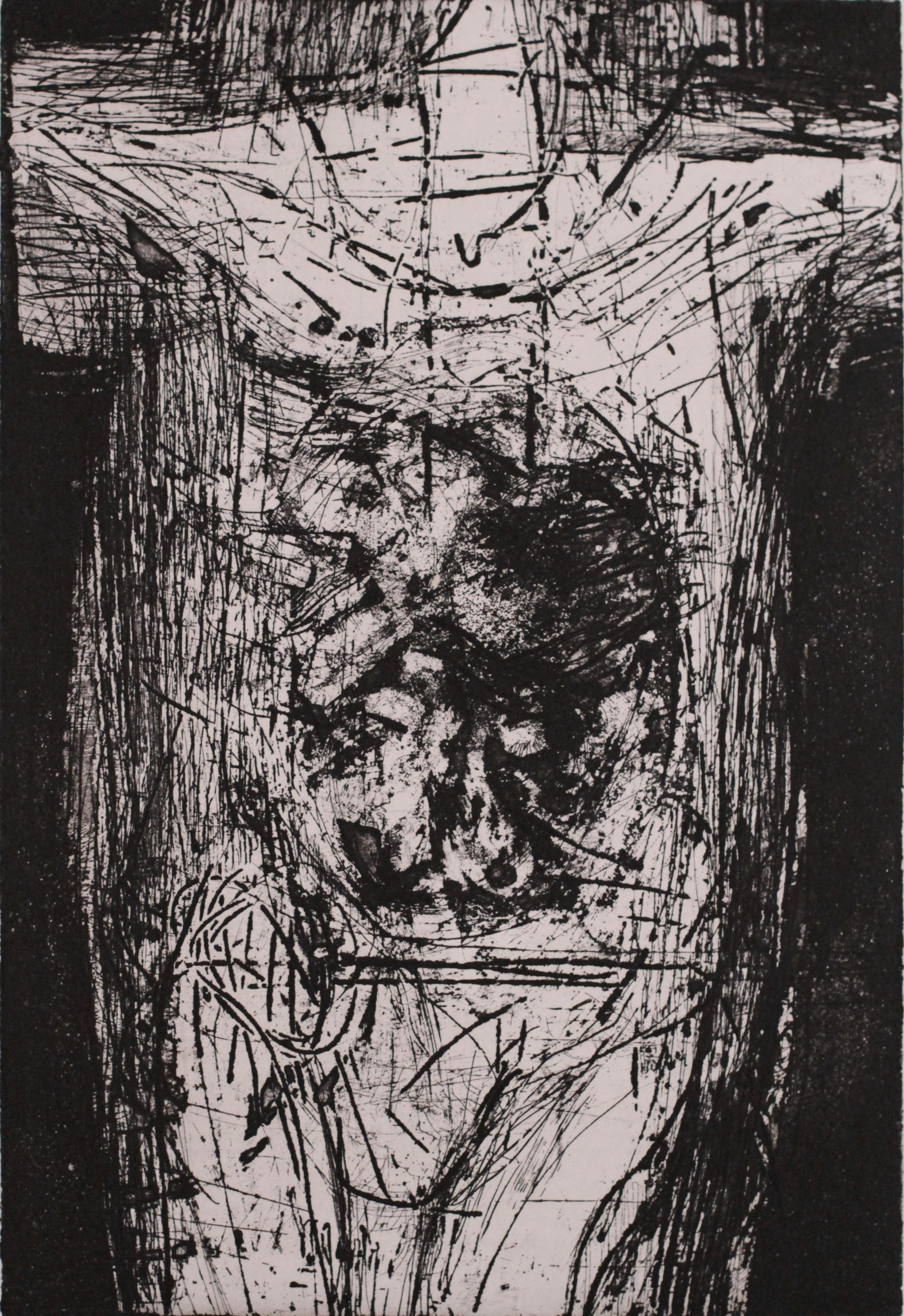 Crucifix I -  Ferita aperta