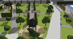Heath Town Community Gardens 6