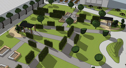 Heath Town Community Gardens 10