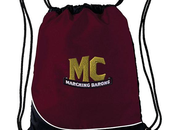 Back Sack Drawstring Backpack