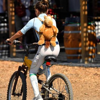 Biking at show.jpg