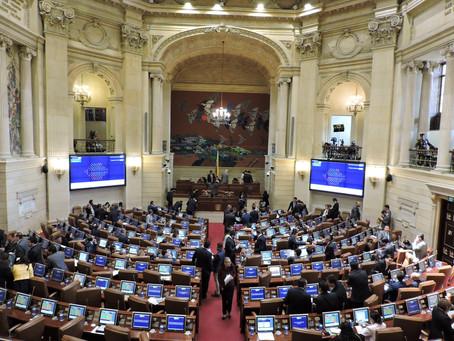 Senadora Maritza Martínez Aristizábal radica diez proyectos en esta nueva legislatura