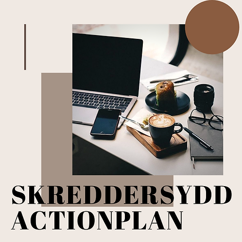 Skreddersydd actionplan for Instagram