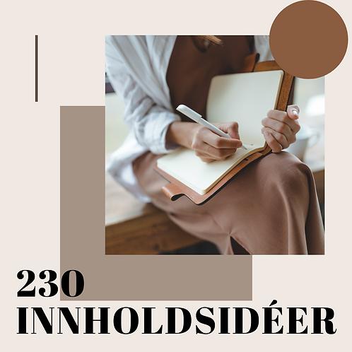 All Inclusive: 231 Innholdstips innen 5 kategorier