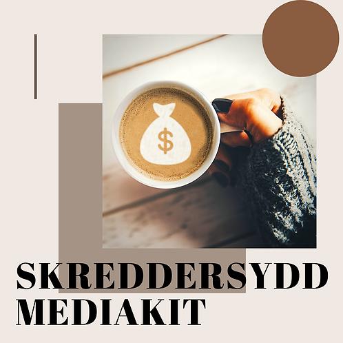 Skreddersydd mediakit til potensielle samarbeidspartnere